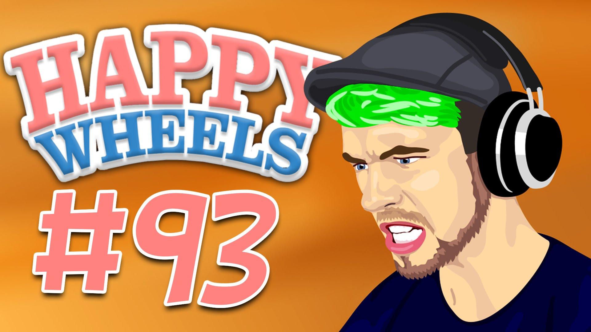 happy wheels youtube
