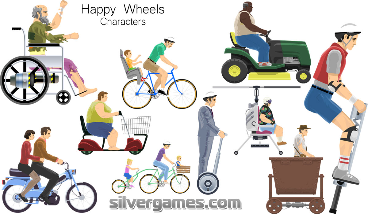 Gamer's Guide – Happy Wheels